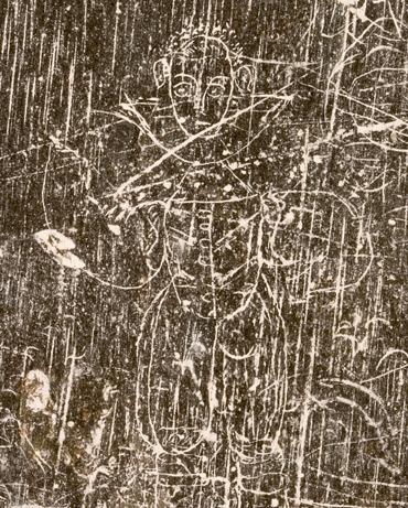 Phát hiện phiến đá khắc chữ bí ẩn tại Jamestown