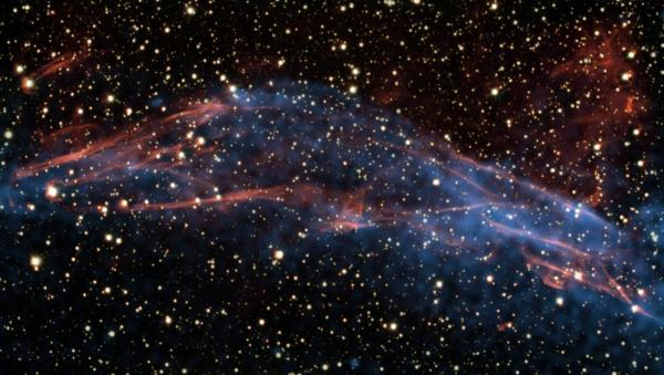 Sự gia tốc phần tử trong thiên hà Milky Way