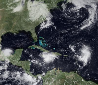 El Nino biến đổi có thể gây ra nhiều bão đổ bộ vào đất liền