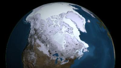 Băng biển gần Greenland đang ở mức thấp nhất trong vòng 800 năm nay