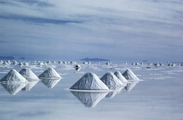 Hồ muối vùng núi Andes phản ánh lịch sử khí hậu và lịch sử Trái đất