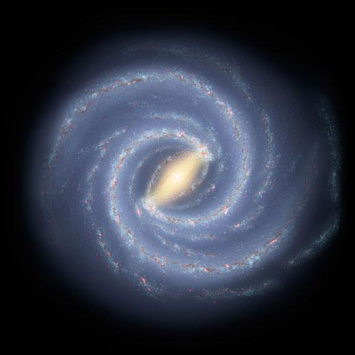 Các nhà vật lý tìm kiếm vật chất tối