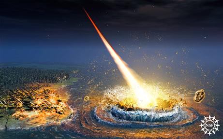 Sao chổi là nguồn gốc của đại dương?