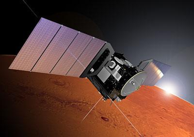 Bí ẩn mêtan trên sao Hỏa
