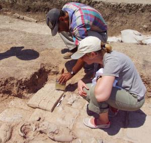 Phát hiện các phiến đá cổ trong ngôi đền Thổ Nhĩ Kỳ 2.700 năm tuổi