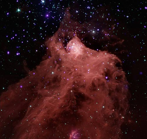 Bức xạ kích thích sự hình thành sao