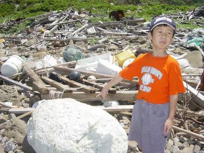 Nhựa đại dương phân hủy sinh ra các chất hóa học độc hại