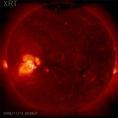 Nanoflares đốt nóng khí quyển Mặt Trời