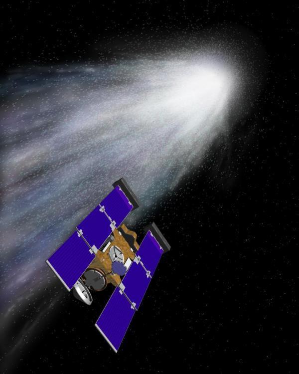 Phát hiện thành phần cơ bản của sự sống trong sao chổi