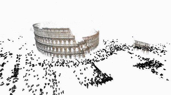 Tái tạo Rome trong 1 ngày
