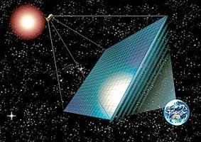 Nhật muốn xây nhà máy điện Mặt trời trên vũ trụ