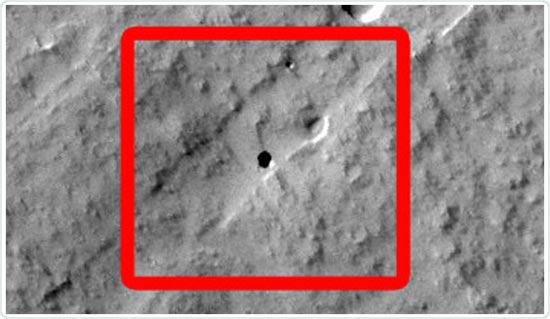Nhóm học sinh lớp 7 phát hiện hang động bí ẩn trên sao Hỏa