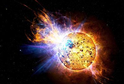 Có thể 'Sóng thần mặt trời' sẽ đụng độ địa cầu