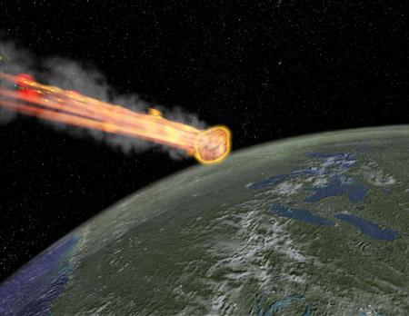 Mỹ muốn phóng tàu lên thiên thạch