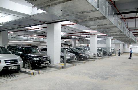Bãi đậu xe tự động: Giải pháp khác cho đô thị chật chội