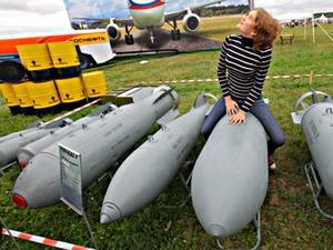 Nga phát minh bom chống cháy để ngăn hỏa hoạn