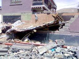 Giường chống động đất