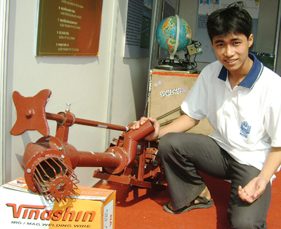 Việt Nam tổ chức cuộc thi sáng tạo KHCN quốc tế