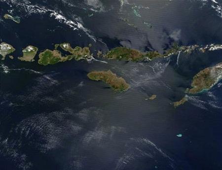 Indonesia đã bị mất 4.000 hòn đảo