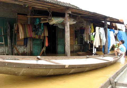 Việt Nam nằm trong 10 nước chịu tác động lớn nhất của thiên tai