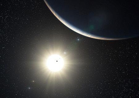 Phát hiện mới về hệ hành tinh giống hệ Mặt Trời