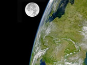 Đo khoảng cách Trái Đất và Mặt Trăng bằng laser