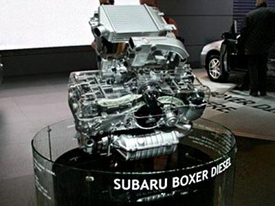 Subaru công bố chi tiết thế hệ động cơ boxer mới