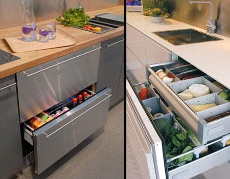 Những chiếc tủ lạnh độc đáo nhất thế giới