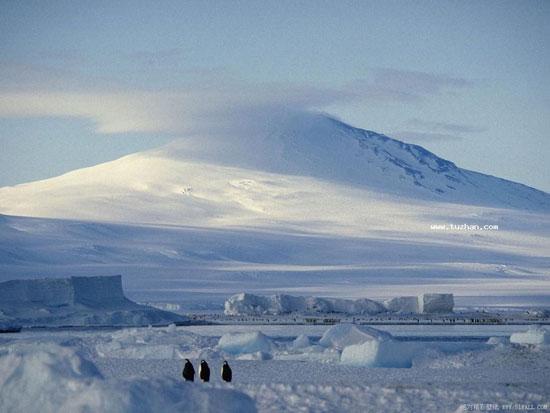 Lần đầu vẽ bản đồ bao phủ toàn vùng Nam Cực