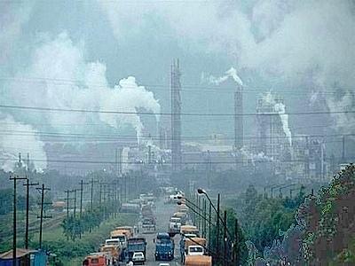 Miền Bắc ô nhiễm gấp 2 lần cho phép