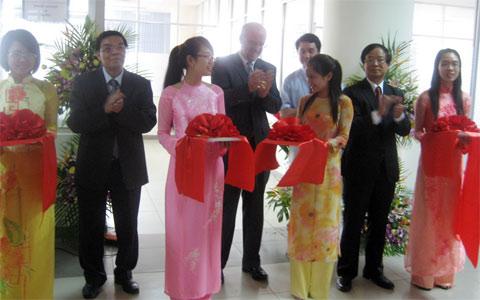 Trung tâm Công nghệ định vị vệ tinh đầu tiên tại Việt Nam
