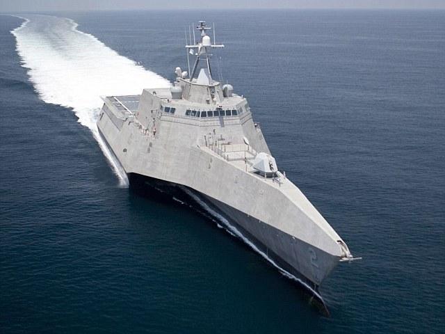 Mỹ thử nghiệm thành công tàu chiến thế hệ mới
