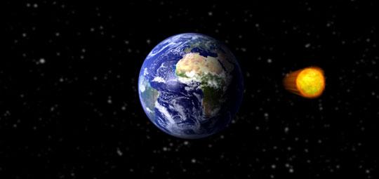 Sự nóng lên toàn cầu và tia vũ trụ