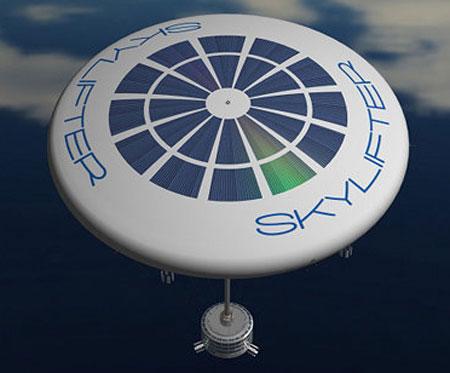 Nghiên cứu khinh khí cầu khổng lồ thế hệ mới