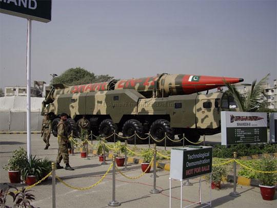 Pakistan sắp khởi động nhà máy hạt nhân Khushab-III