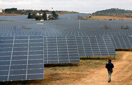Công ty Mỹ muốn xây nhà máy quang điện tại Việt Nam