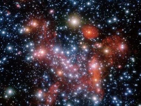 """Phát hiện thiên hà """"hóa thạch sống"""" trong vũ trụ"""