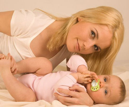 Phụ nữ thông minh hơn sau khi sinh con