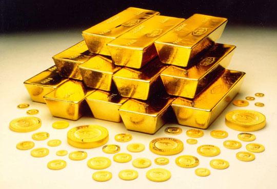 Sự thật: Điều trị ung thư bằng vàng!