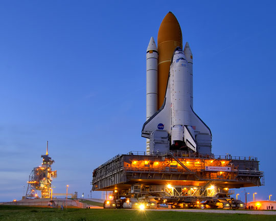 NASA phóng tàu Discovery vào ngày 1.11 tới