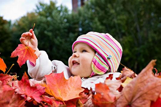 Sinh vào mùa thu, trẻ dễ dị ứng thực phẩm
