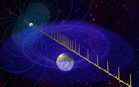 Phát hiện sao lạ Neutron nặng gấp đôi Mặt trời