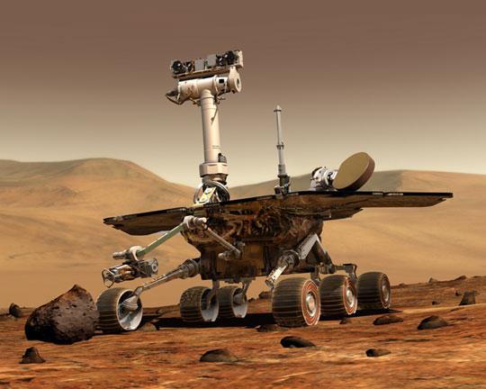 Phát hiện dấu vết nước trên sao Hỏa