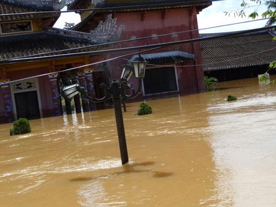 Việt Nam nên lập bản đồ ngập lụt?