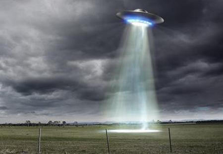Mỹ công bố băng ghi âm về UFO