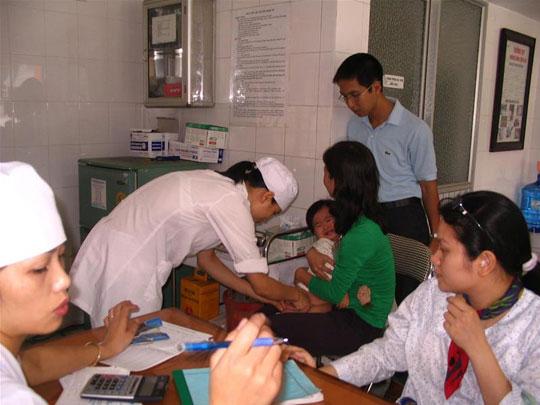 TP.HCM: Hơn 2.000 ca sốt xuất huyết trong tháng 10