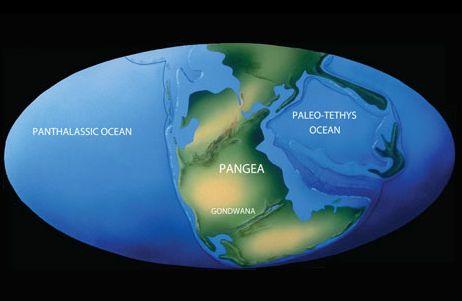 Lịch sử Trái đất qua ảnh (Phần II)