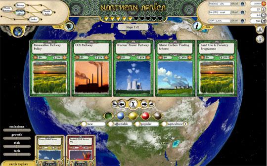 Game mới về bảo vệ Trái Đất khỏi biến đổi khí hậu