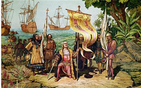 Người Mỹ đã tới Châu Âu trước Columbus 500 năm