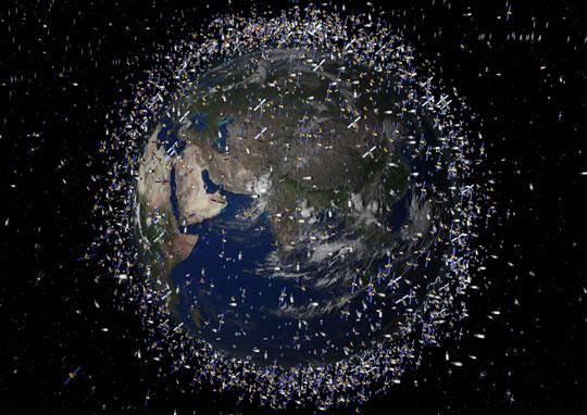 """Nga chi 2 tỉ USD """"quét dọn vũ trụ"""""""